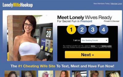 Lonely Wife Hookup Review