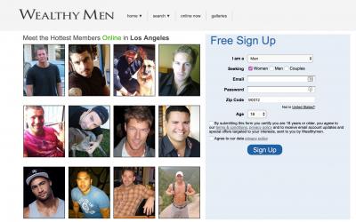 Wealthy Men Review